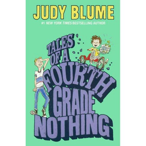Tales of a Fourth Grade Nothing - by  Judy Blume (Hardcover) - image 1 of 1