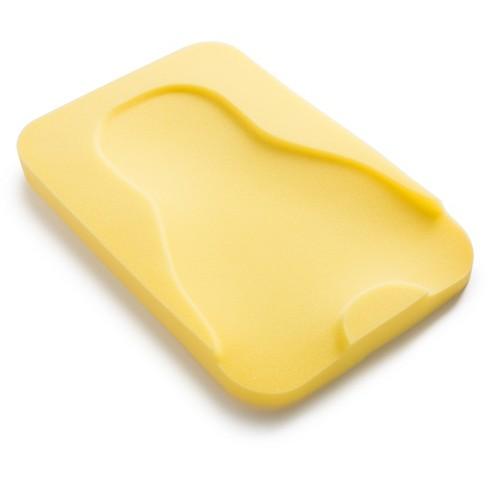 Summer Comfy Bath Baby Bath Sponge - Yellow - image 1 of 4