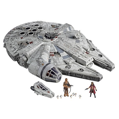 Star Wars The Vintage Collection Galaxy's Edge Millennium Falcon Smuggler's Run - image 1 of 4