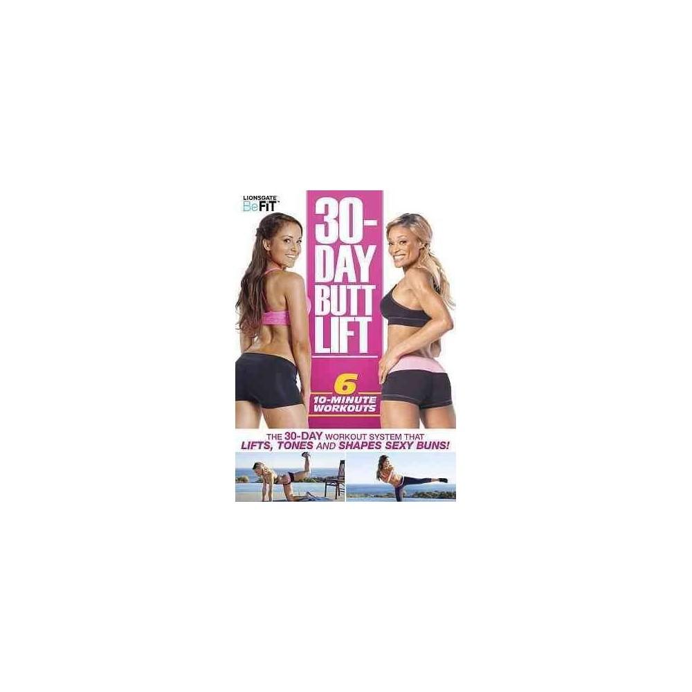 Befit:30 Day Butt Lift (Dvd)