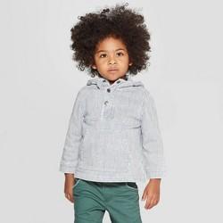 5f4015d7 Genuine Kids® from OshKosh Toddler Boys' Denim Pullover Jacket - Light  Bleach Wash