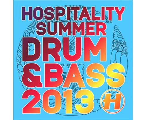 Various - Hospitality Summer Drum & Bass 2013 (CD) - image 1 of 1