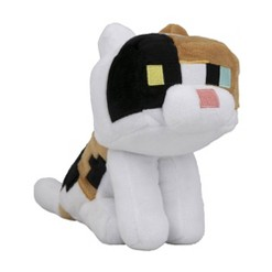 Minecraft, stuffed animals