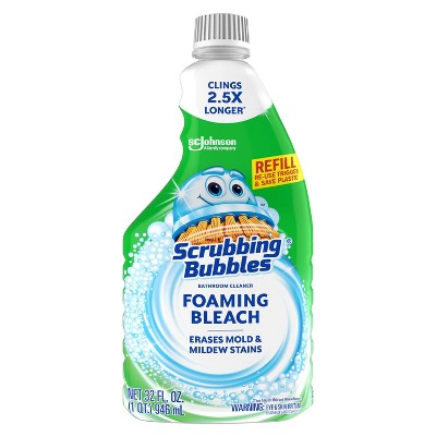 Scrubbing Bubbles Bleach Refill - 32 fl oz