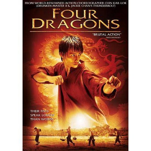 Four Dragons (DVD) - image 1 of 1