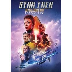 Star Trek: Discovery - Season Two (DVD)