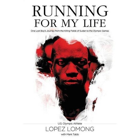 Running for My Life - by  Lopez Lomong (Paperback) - image 1 of 1