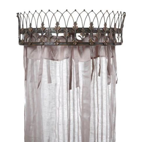 Metal Curtain Crown - 3R Studios - image 1 of 1