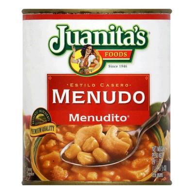 Juanitas Nenudito Menudo 29.5oz