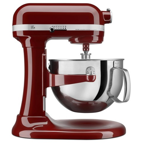 KitchenAid   Professional 600 Series 6 Qt Stand Mixer- KP26M1X - image 1 of 3