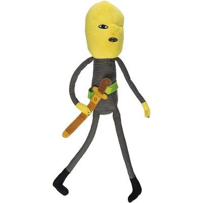 "The Zoofy Group LLC Adventure Time Lemongrab 6"" Plush"