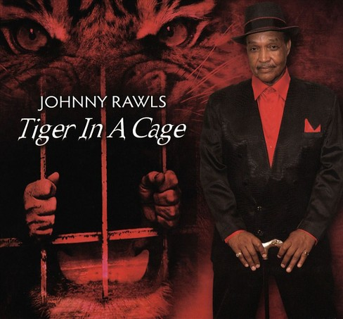 Johnny rawls - Tiger in a cage (CD) - image 1 of 1