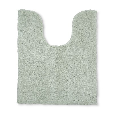 Tufted Spa Contour Bath Rug Mint - Fieldcrest®