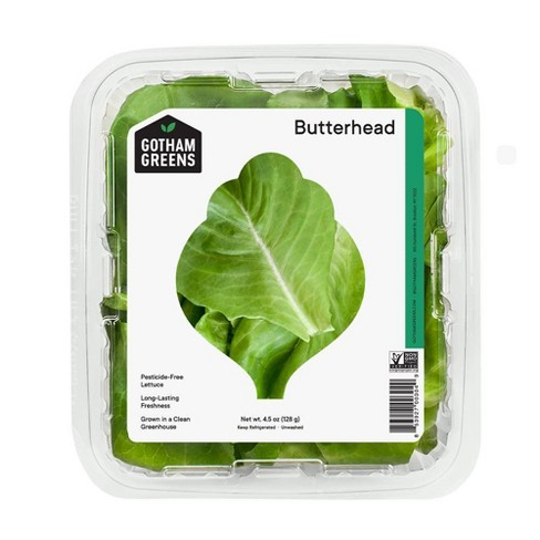 Gotham Greens Butterhead Lettuce - 4.5oz Package - image 1 of 1