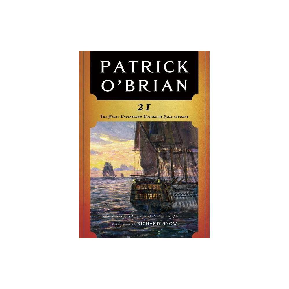 21 Aubrey Maturin Paperback By Patrick O Brian Paperback