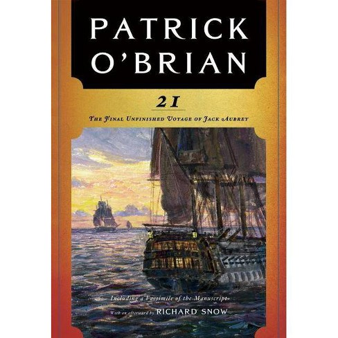 21 - (Aubrey-Maturin (Paperback)) by  Patrick O'Brian (Paperback) - image 1 of 1