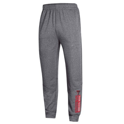 NCAA Texas Tech Red Raiders Men's Athletic Jogger Pants