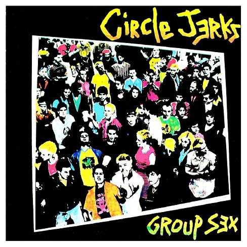 Circle jerks - Group sex (CD) - image 1 of 1
