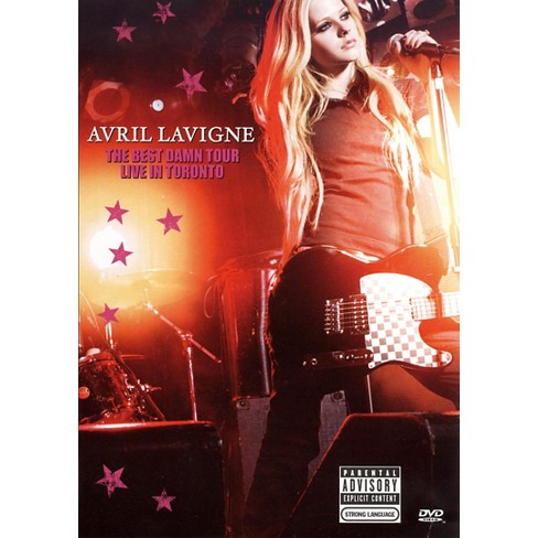 The Avril Lavigne: The Best Tour - Live in Toronto (CD) - image 1 of 1