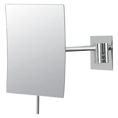 Bathroom Mirror Image Minimalist Rectangular Wall Bathroom Mirror 5