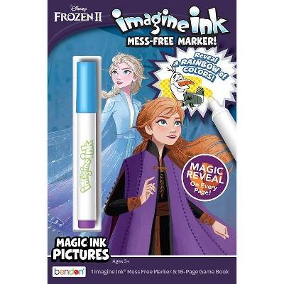 Frozen 2 Digest Imagine Ink Book