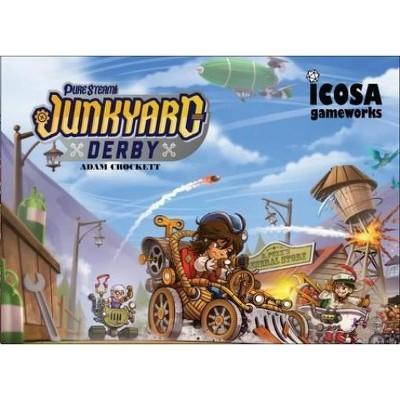 Junkyard Derby Board Game