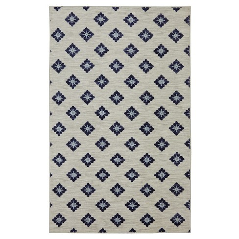 Mohawk Button Fleur Area Rug - image 1 of 3