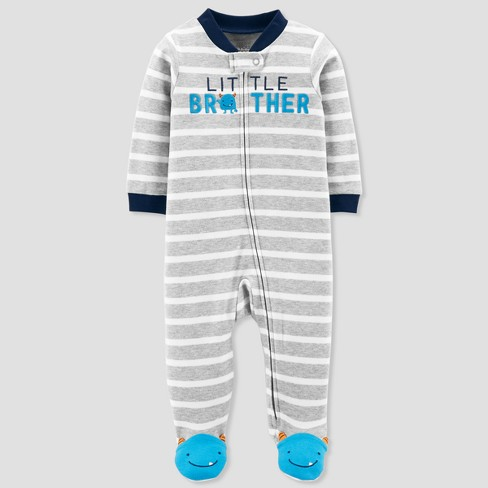 d07f3fc65 Baby Boys  Little Brother Sleep N  Play - Just One You® Made By ...
