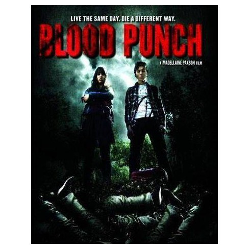 Blood Punch (Blu-ray) - image 1 of 1