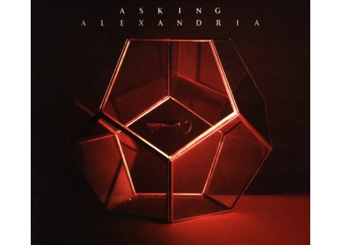 Asking Alexandria - Asking Alexandria (CD) - image 1 of 1