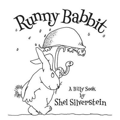 Runny Babbit (Hardcover) by Shel Silverstein