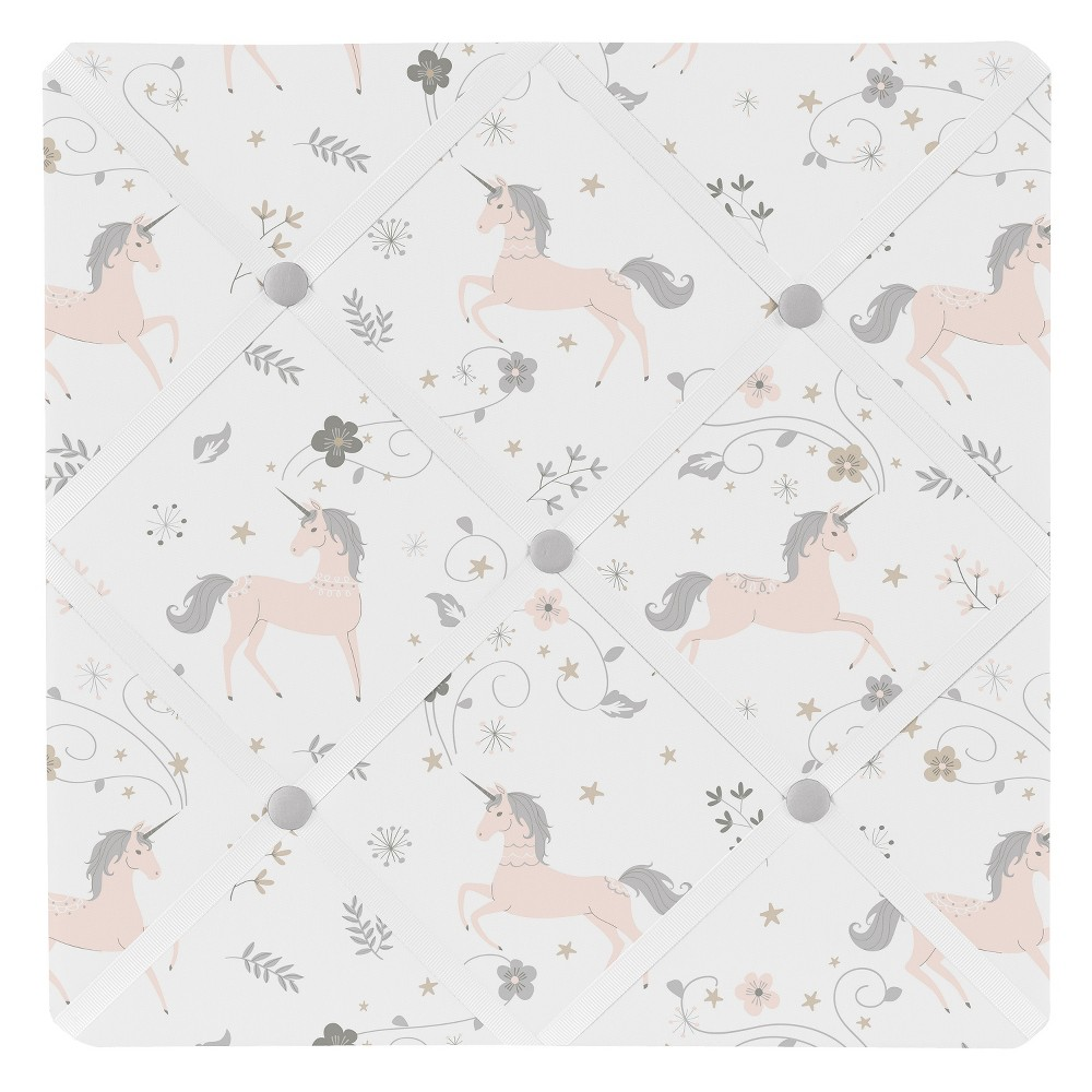 13 Unicorn Memo Board - Sweet Jojo Designs