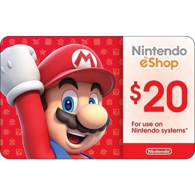 Nintendo eShop - (Digital)