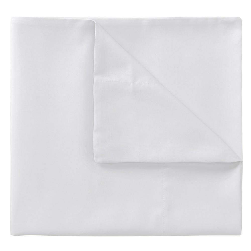 Smart Cool Microfiber Sheet Set (Full) White