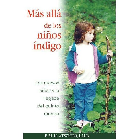 M�s All� de Los Ni�os �ndigo - by  P M H Atwater (Paperback) - image 1 of 1