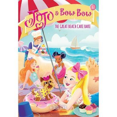 The Great Beach Cake Bake (Jojo and Bowbow #6) - by  Jojo Siwa (Paperback)