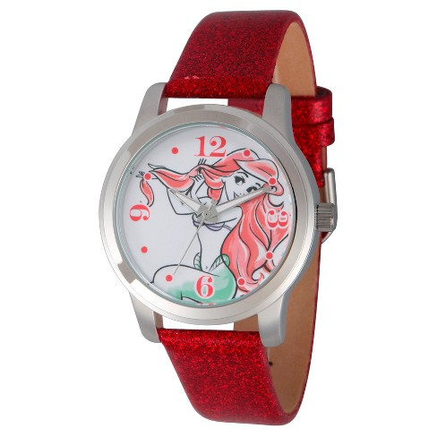 Women's Disney®  Watches - Red - image 1 of 2