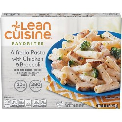 Lean Cuisine Simple Favorites Frozen Alfredo Pasta with Chicken & Broccoli - 10oz