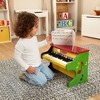Melissa & Doug Learn-To-Play Piano With 25 Keys and Color-Coded Songbook - image 3 of 4