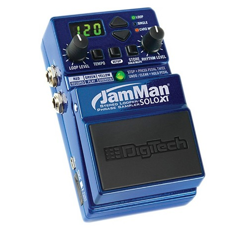 DigiTech JMSXT JamMan Solo XT - Stompbox Looper with Stereo I/O and Sync - image 1 of 4