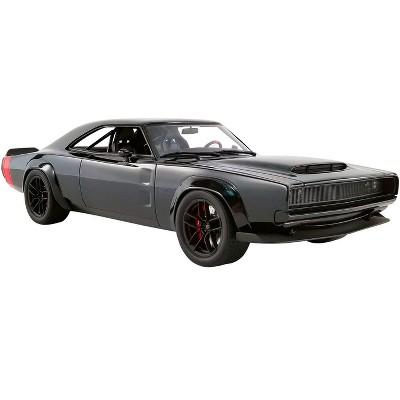 Dodge Super Charger concept sema 1968 Dark-Gray met.//Black 1:18 GT-Spirit