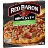Red Baron Brick Oven Supreme Frozen Pizza - 18.64oz - image 3 of 4