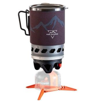 Monoprice 35040 Pure Outdoor by 1.0-Liter Cooking System
