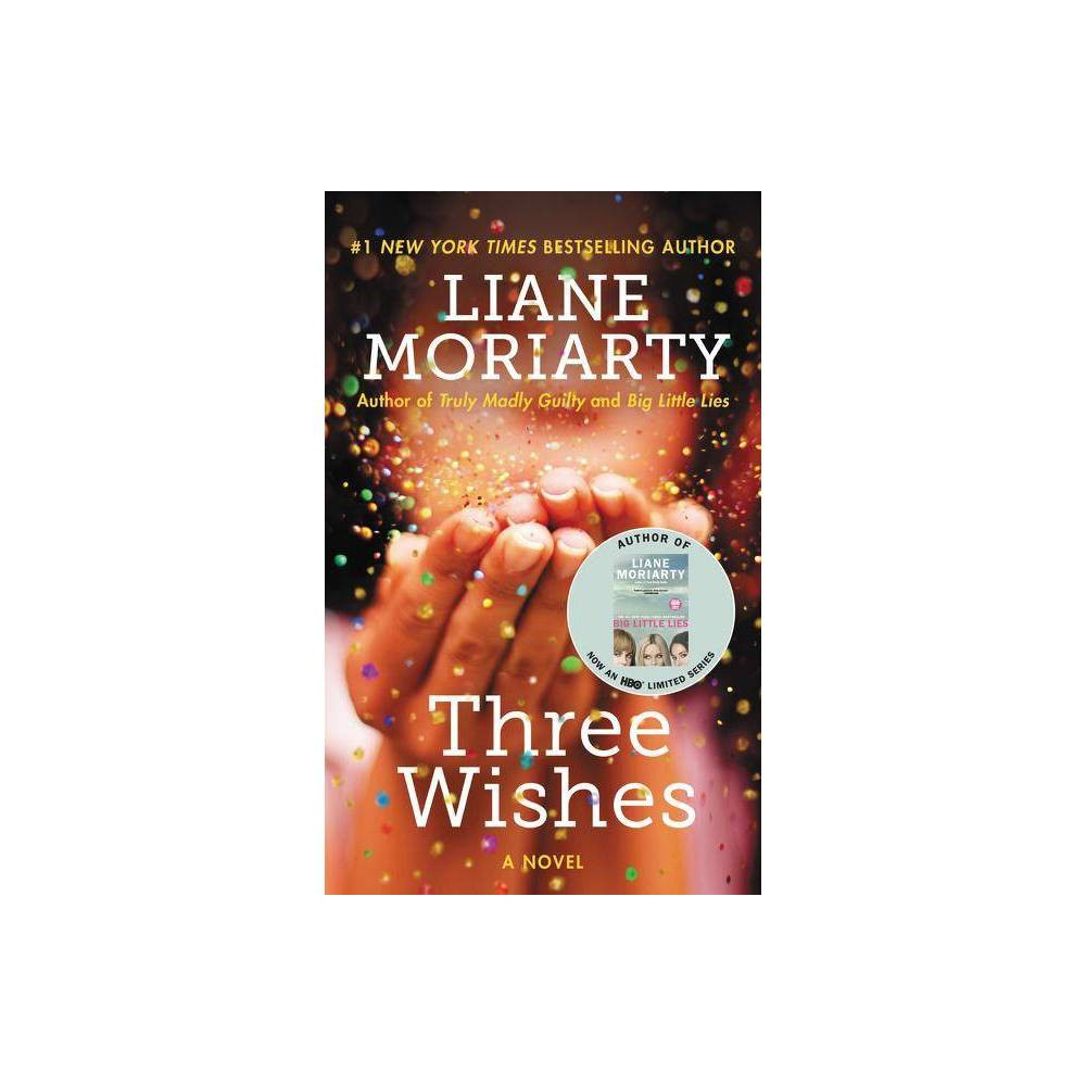 Three Wishes (Reprint) (Paperback) (Liane Moriarty) Three Wishes (Reprint) (Paperback) (Liane Moriarty)