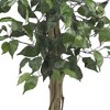 Nearly Natural 3' Ficus Silk Tree - image 3 of 4