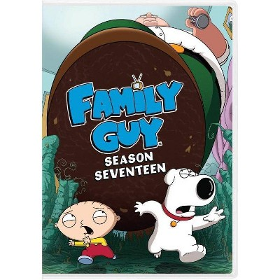 Family Guy Season 17 (DVD)