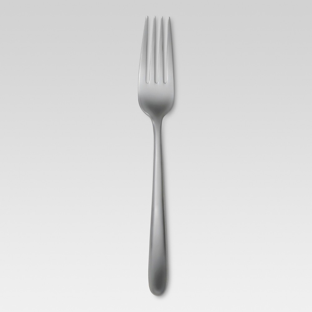 Image of Kayden Dinner Fork Stainless Steel - Threshold , Silver