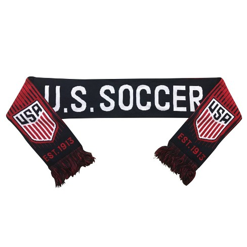 FIFA U.S. Women's Soccer 2019 World Cup Reversible Knit Scarf - image 1 of 2