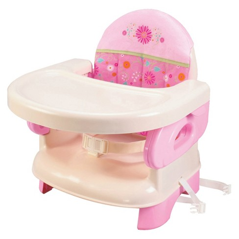 Summer Infant® Deluxe Comfort Booster Seat - Pink - image 1 of 8