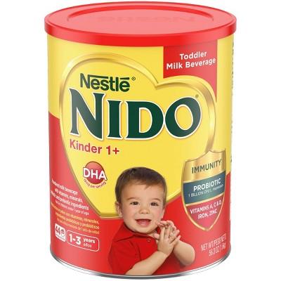 Nestle NIDO Kinder 1+ Toddler Milk Beverage - 56.3oz